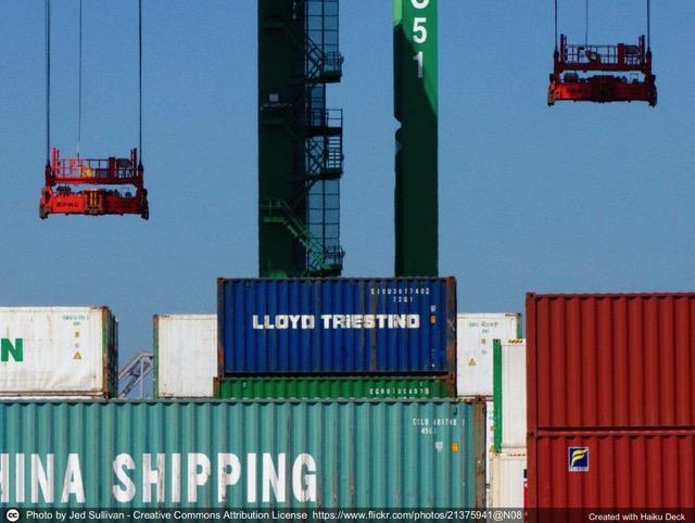 Le imprese che fanno export ed i consulenti di internazionalizzazione sottovalutano spesso la logistica e l'importanza delle citta' portuali