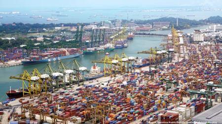 Export ed import Cina