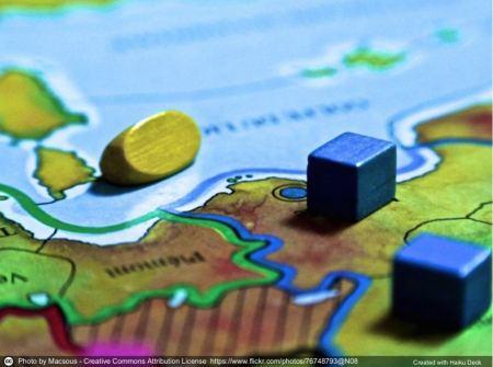 Internazionalizzazione delle imprese e geopolitica