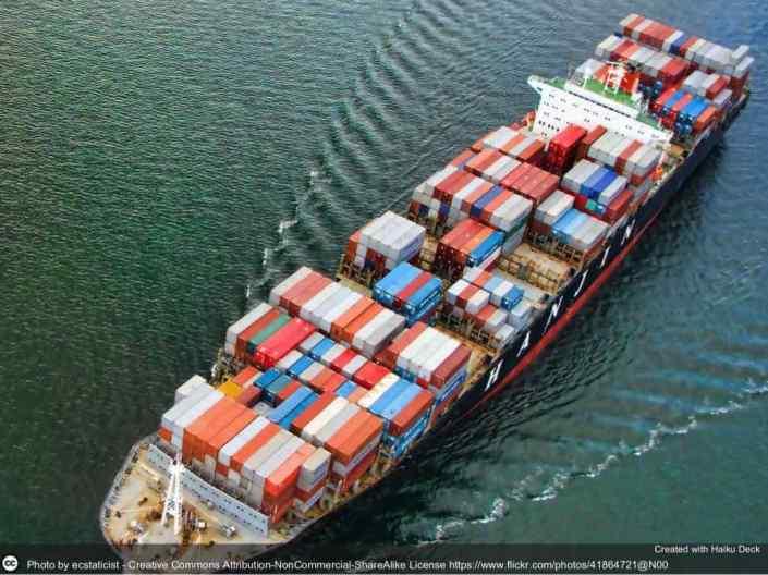 Export ed internazionalizzazione non si fanno senza geopolitica, rotte marittime e porti