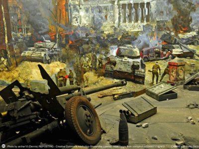 Russia - La Grande guerra patriottica