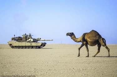 Molto equipaggiamento militare di produzione americana e' caduto nelle mani dell'Isis