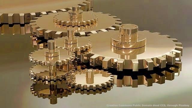 La meccanica di precisione e' una delle specialita' del mondo manifatturiero italiano