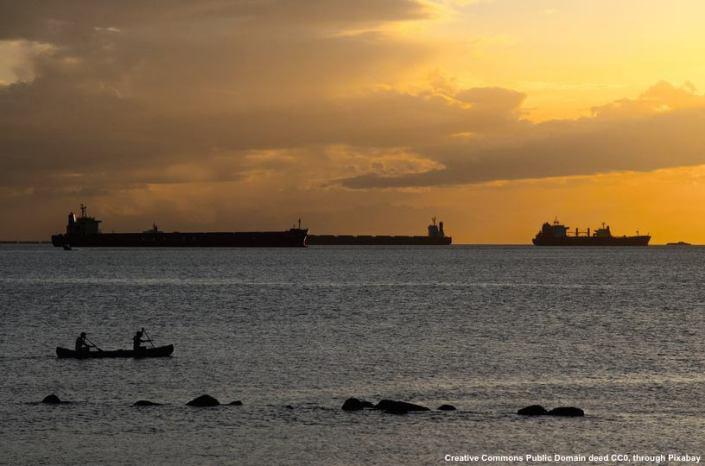 Le isole Spratly sono vitali per rotte marittime nel Mar Cinese Meridionale, quelle del petrolio per prime
