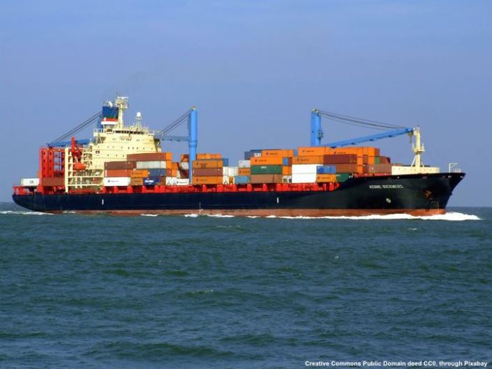 Le rotte marittime dell'export e le isole Spratly