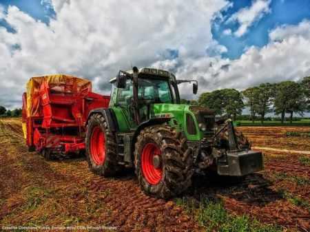 La meccanica ha grandi opportunita' nel settore agro-alimentare
