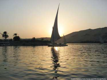 Egitto, Feluca