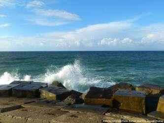 Libia - Il mare Mediterraneo