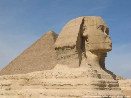 L'Egitto e' un paese con una grande storia millenaria. Penso che molti non abbiano capito come trattare con gli egiziani