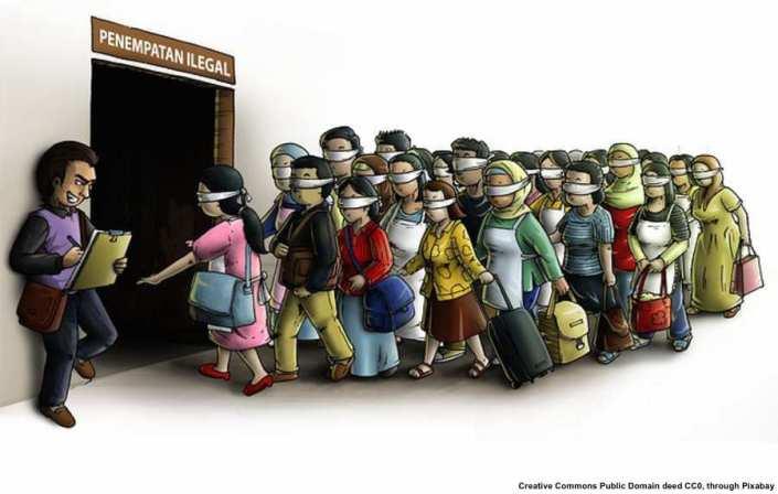 'Immigrazione illegale'