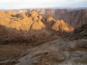 Il Sinai, Egitto