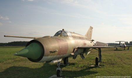 La difesa russa contro le minacce e' sempre piu' sofisticata, tanto che ormai i MIG-21 non sono piu' in uso