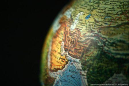L'Iran e' in una posizione geografica sfavorevole - la maggior parte dei orti si trova nel Golfo Persico e la US Navy ha la base di Diego Garcia nell'Ocean Indiano