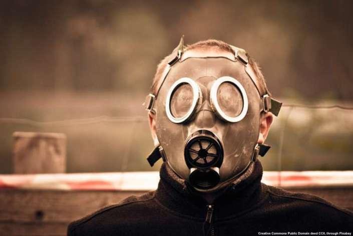 Lo Scud puo' portare una testata chimica - gas