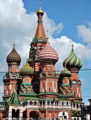 Mercati russi per le aziende europee - Putin leder indiscusso della Russia