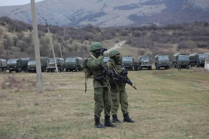 Operazioni militari in Crimea