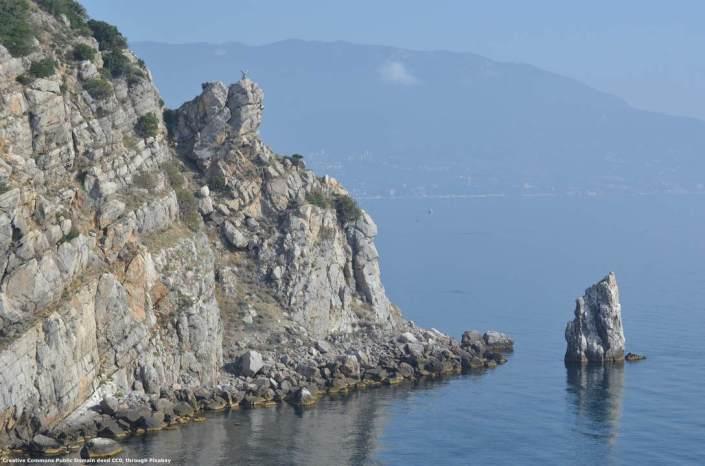 Crimea, Mar nero