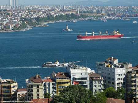 Il Bosforo e' fondamentale per l'export russo. Infatti, Putin ha cercato con successo di ristabilire buoni rapporti con la Turchia