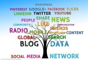 Socials e mass media