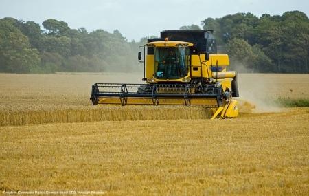 Non si fa export di grano senza una massiccia disponibilita' di mezzi meccanici moderni. La Russia ne sa qualcosa