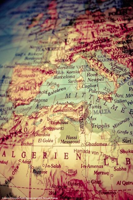 L'export di Italia ed UE in Africa e' fortemente legato alla politica estera delle due entita'