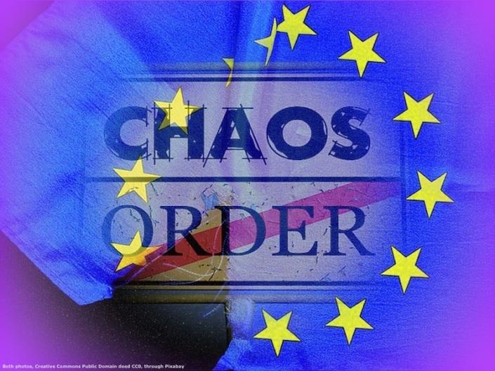 La UE e' sempre meno sinonimo di ordine e stabilita'