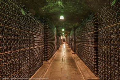 Cantina di vino DOC