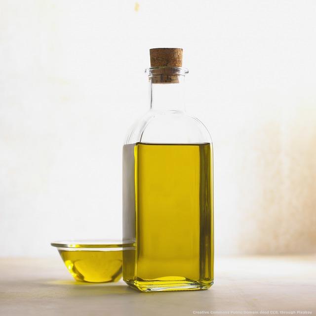 Export di prodotti tipici: olio d'oliva