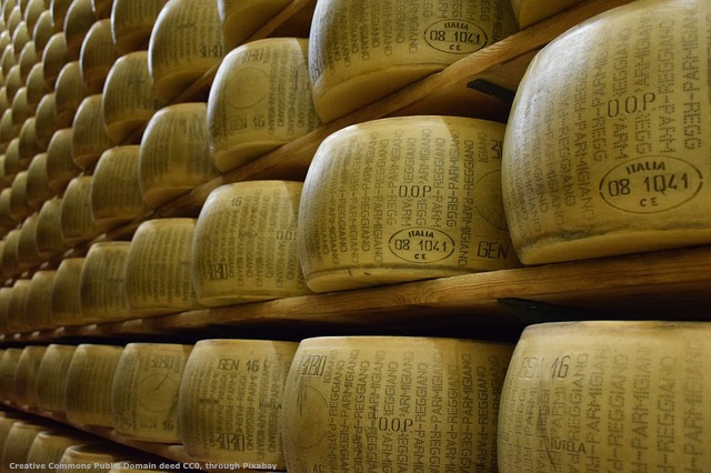 Il prodotto alimentare tipico, in questo caso il formaggio, e' richiesto all'estero - ma solo se di qualita'