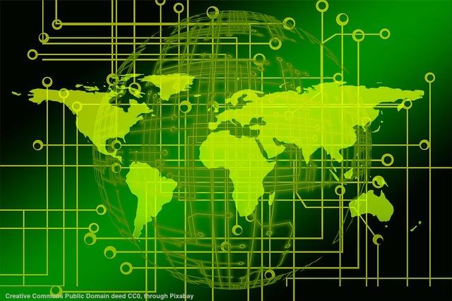 Visto che si servono principlamente di internet, le infowars sono potenzialmente globali