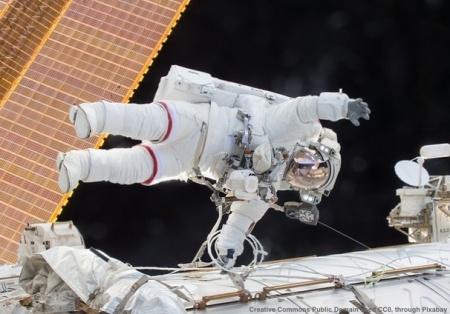 Spazio, stazione spaziale, astronauta: internazionalizzazione, progetto, export manager