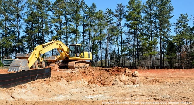 Macchine movimento terra e costruzioni