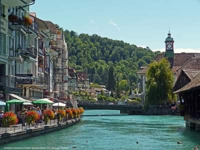 Internazionalizzazione ed export in Svizzera