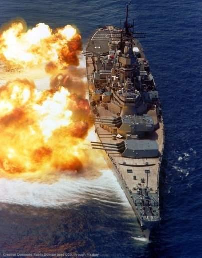 Geopolitica - I porti non sono piu' vulnerabili alle grandi navi da guerra come un tempo