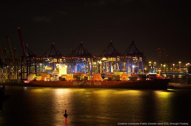 Export e geopolitica: il porto di Amburgo non e' solo uno dei piu' grandi d'Europa, ma anche un fattore geopolitico primario per la Germania - e non solo