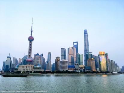 L'Eurasia e' il futuro dell'Europa, sia dal punto di vista geopolitico che da quello di export ed internazionalizzazione - il porto di Shanghai