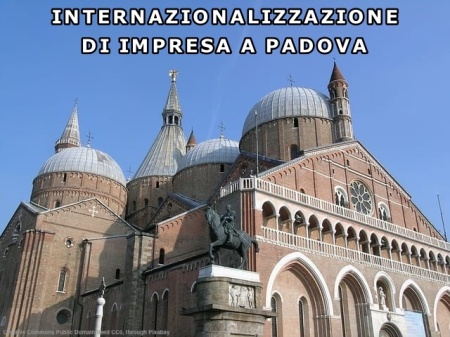 Internazionalizzazione di impresa a Padova