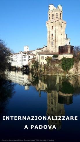 Progetto di internazionalizzazione a Padova