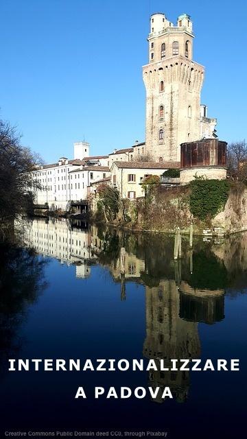 Un progetto di internazionalizzazione a Padova