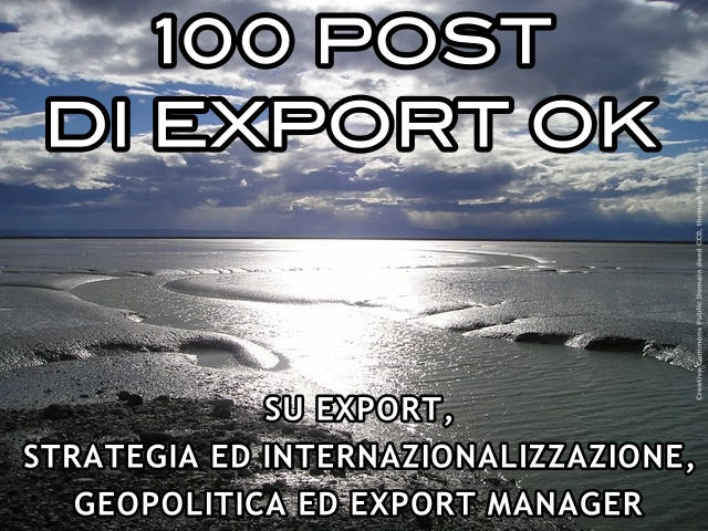 Export manager, geopolitica e strategie di internazionalizzazione
