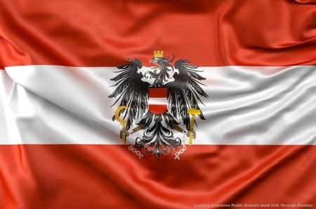 Esperimento: dopo le elezioni in Austria e Repubblica Ceca ho trovato questa bandiera austriaca - voglio vedere cosa fa l'algoritmo di ricerca