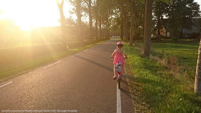 Non bisogna mai dimenticare che una famiglia significa piu' turisti di altre tipologie, ma il territorio deve offrire le attivita' adeguate. Cosa di meglio di un giro in bicicletta, che porta la famiglia in contatto con le realta' economiche?