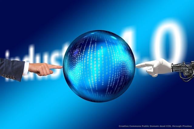 Industria 4.0 ed internazionalizzazione, con accento su perizia ed iper ammortamento