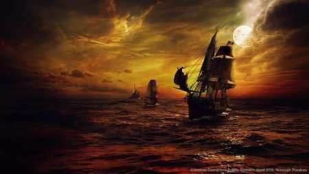 I pirati sono un rischio presente in molti mari e perfino vicino a tanti porti. Un esempio famoso e' costituito dai pirati somali