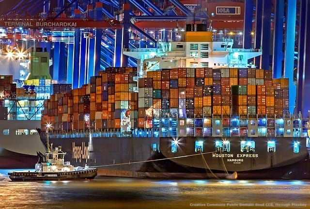 Le rotte marittime di export ed internazionalizzazione e la geopolitica