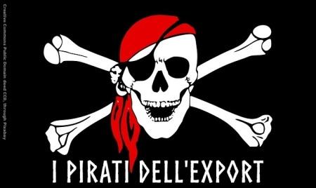 I pirati sono un buon esempio di export per le imprese. Perche' non approfittare di un mercato - quello inglese - che potrebbe dare accesso al mondo?