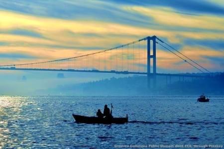 Anche Istanbul e' una grande citta' costiera