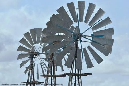 Una fattoria in Sudafrica. La confisca delle fattorie ai boeri significhera' il tracollo della gia' malmessa economia e la fame per la popolazione