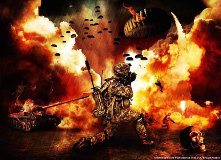 Siamo realisti: meglio una breve guerra decisiva che decenni di caos, instabilita' ed un paese disseminato di milizie e gruppi terroristici