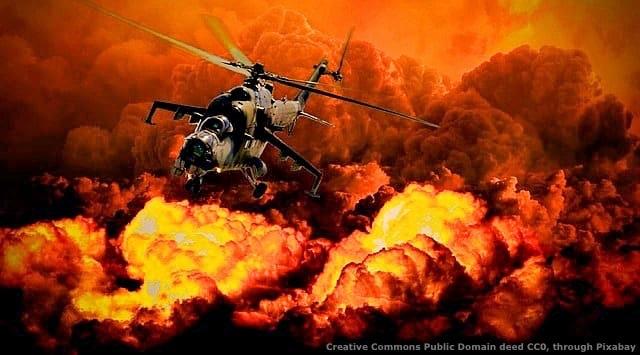 Normalmente sono gli elicotteri ad attirare l'attenzione del pubblico. Tuttavia, per le navi gli aerei - soprattutto se a lungo raggio - sono estremamente piu' pericolosi